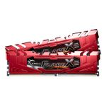 G.SKILL Flare X Red DDR4 PC19200/ 2400MHz CL15 2x8GB
