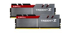 G.SKILL Trident Z Silver/Red DDR4 PC25600/3200MHz CL16 2x8GB