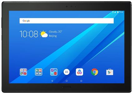 "LENOVO Tab 4 10 Plus ZA2R 2.0GHZ 64BIT LP 10.1"" 1920x1200 IPS 3GB 16GB 802.11 A/ B/ G/ N/ AC+BT4.2 2cell ANDROID Aurora Black (ZA2R0128SE)"