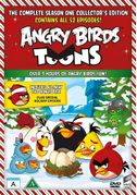 Universal Sony Pictures Angry Birds Toons Säsong 2 Volym 1