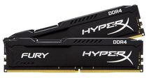 KINGSTON HyperX Fury Black DDR4 PC21300/ 2666MHz CL16 2x8GB