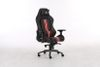 NORDIC Gold Premium Gaming Chair Black - Stripes (Nor-200Gold)
