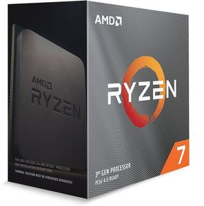 AMD Ryzen 7 3800XT Processor,  Socket-AM4,  3.9GHz, utan kylare (100-100000279WOF)
