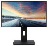 "ACER BE270U - LED-skärm - 27"" - 2560 x 1440 - IPS - 350 cd/m² - 6 ms - HDMI, DisplayPort - högtalare - svart (UM.HB0EE.A08)"