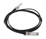 Hewlett Packard Enterprise HPE X242 10G SFP+ to SFP+ 3m DAC Cable (J9283D)