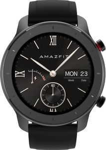 Amazfit GTR-42mm Starry Black Factory Sealed (W1910TY1N)