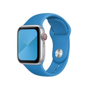 APPLE 40mm Surf Blue Sport Band Regular (MXNV2ZM/A)