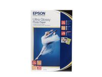 EPSON 10x15cm Ultra Glossy Photo Paper (50 sheets) (C13S041943)
