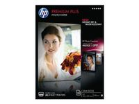 HP Premium Plus-fotopapir,  halvblankt,  20 ark/ A4/ 210 x 297 mm (CR673A)