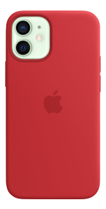 APPLE iPhone 12 Mini Sil Case Red (MHKW3ZM/A)