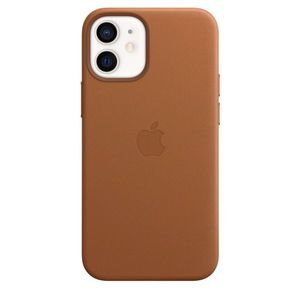 APPLE iPhone 12 Mini Le Case Saddle Brown (MHK93ZM/A)