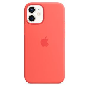 APPLE iPhone 12 Mini Sil Case Pink Citrus (MHKP3ZM/A)