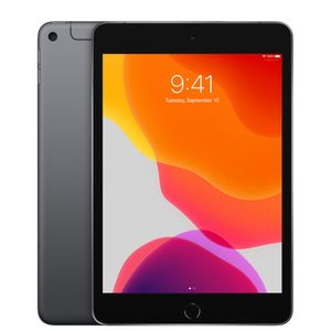 "APPLE iPad Mini 7.9"" Gen 5 (2019) Wi-Fi + Cellular, 64GB, Space Gray (MUX52KN/A)"