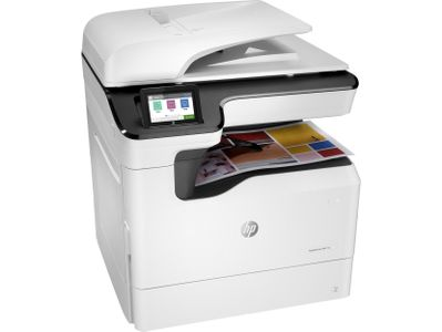 HP Bundle PageWide Pro Color MFP 774dn Printer + PageWide Mgd 3x550Sht Papertray (BUNDLEPW774DN_3X550STAND)