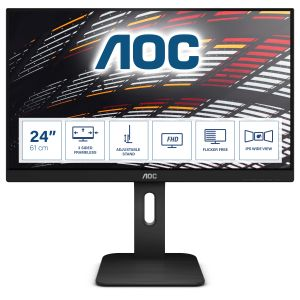 "AOC X24P1/24"" IPS 1920x1200 60Hz 16:10 4ms (X24P1)"