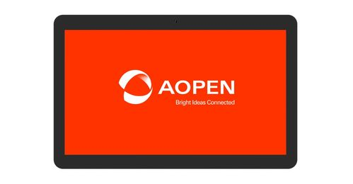"""AOPEN 21,5"""" eTILE WT22M-FB, with win10 IOT pre-installed 1920x1080,  250nits, Integrated PC 10p Touch (491.WT600.0160)"""