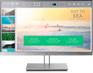 HP EliteDisplay E233 23'' Monitor, Black (1FH46AA)