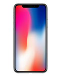 APPLE iPhone X 64GB Space Grey (MQAC2QN/ A)