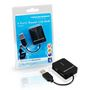 CONCEPTRONIC C4PUSB2 4 port USB 2.0 Travel Hub