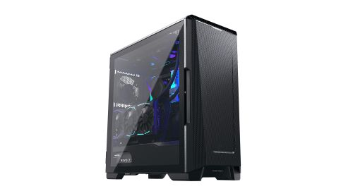 PHANTEKS Eclipse P500 Air Vifter: 2x 140mm, m-ITX, m-ATX, ATX, E-ATX, (PH-EC500ATG_BK01)