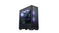 PHANTEKS Eclipse P360 Air Mid Tower Vifter: 2x 120mm D-RGB, ATX, mATX, mITX, TG, Satin Black