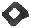 WINTHER airCube series wall-mount 3D printed black plastic