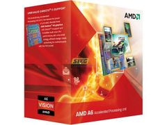 AMD A-Series A6-3500 Triple Core 2.1GHz
