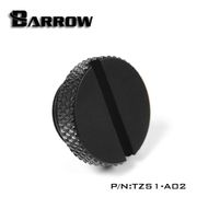 Barrow G1/4'' Blindplugg Sort