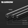 Barrow Hard Tubing 12MM OD 500MM Acrylic Clear
