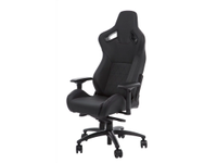 SVIVE Lynx Gamingstol Sort, Tier 3, medium, max vekt 150 kg (SVGCLT3SM)