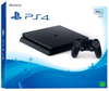 SONY Playstation 4 Slim 500GB, Sort (9407577)