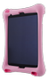 "DELTACO Silicone Case for iPad 10, 2-10, 5"",  Pink"
