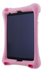 """DELTACO Silicone Case for iPad 10, 2-10, 5"""",  Pink (TPF-1309)"""