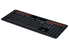 LOGITECH K750 Wireless Solar Keyboard Nordic (920-002925)