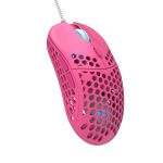 Nordic Game Nordic Gaming Vapour Ultra Light Gaming mouse with RGB - Pink (NG-MS20-PI)