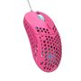 Nordic Game Nordic Gaming Vapour Ultra Light Gaming mouse with RGB - Pink