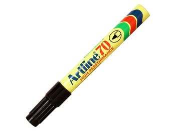 ARTLINE Marker Artline 70 permanent 1.5 sort (EK-70  black*12)