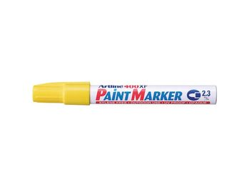 ARTLINE Marker Artline 400XF Paint gul (EK-400XF YELLOW*12)