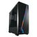LC POWER Geh LC-Power Midi-700B Hexagon Black MicroATX/ ATX/ MiniITX
