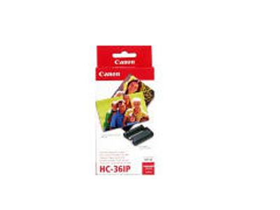CANON KC-36IP INK CARD KIT F/ CP-100/ 200/ 300 NS (7739A001)