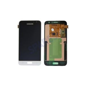 SAMSUNG LCD Assembly Octa White (GH97-18224A)