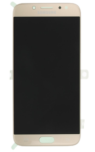 SAMSUNG LCD Assembly (Gold) (GH97-20801C)
