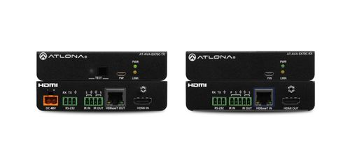 Atlona Avance 4K/UHD PoE HDMI Transmitter and Receiver Kit (AT-AVA-EX70C-KIT)