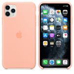 APPLE Iphone 11 Pro Max Silicone Case Grapefruit (MY1H2ZM/A)
