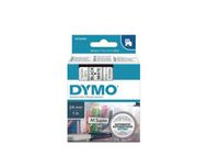 DYMO D1 24mm Black/ White labels (S0720930)
