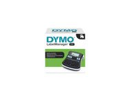 DYMO LabelManager 210D QWERTY, Black / Silver (S0784430)