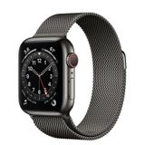 APPLE WATCH S6 GPS+CELL 40MM GRAPH STSTEEL W GRAPH ML LOOP    IN ACCS