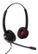 PLUSONIC USB Headset 10.2P, binaural, compatible to Teams and Skype