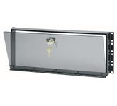 MIDDLEATLANTIC SECL-4 4SP HINGED PLEXI SECURITY (SECL-4)