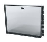 MIDDLEATLANTIC SECL-8 8SP HINGED PLEXI SECURITY (SECL-8)